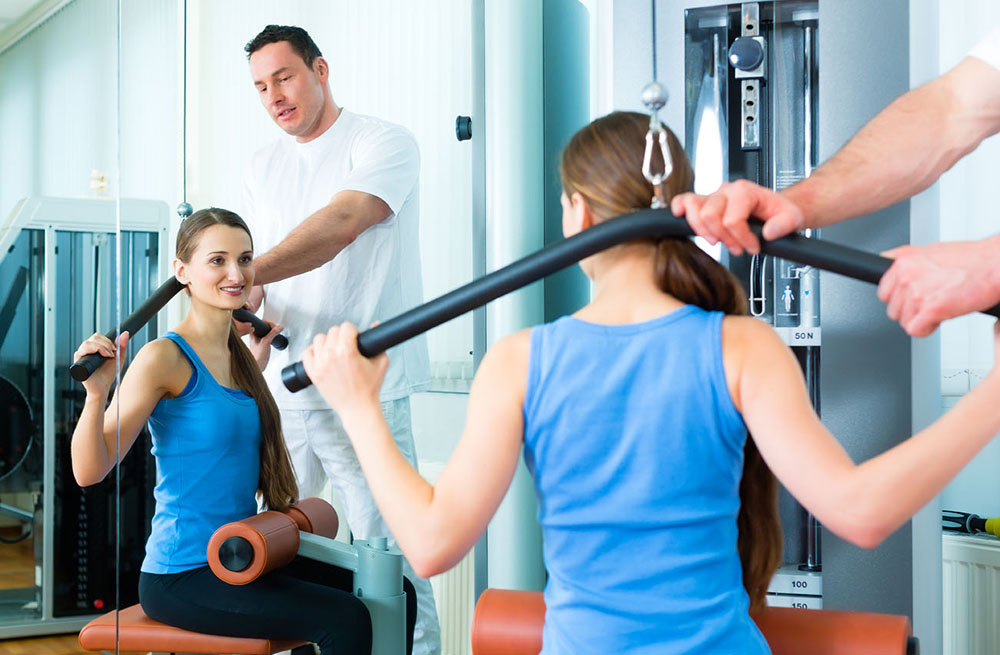 women getting chiropractic care for fitness in Altamonte Springs, FL